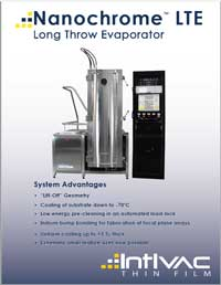 Nanochrome LTE Long Throw Evaporator