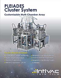 Pleiades Cluster System
